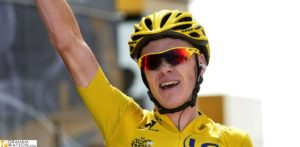TourdeFrance Britannico Froome