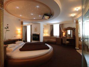 Jacuzzi camera hotel
