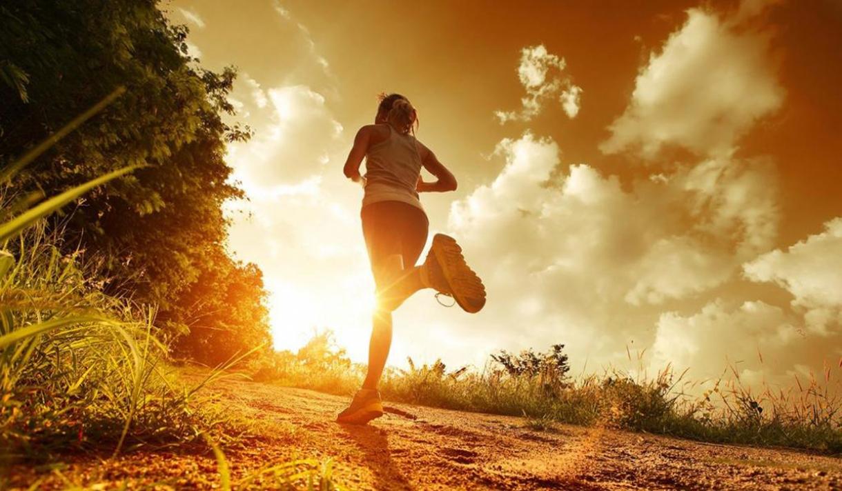Jogging sport giovinezza