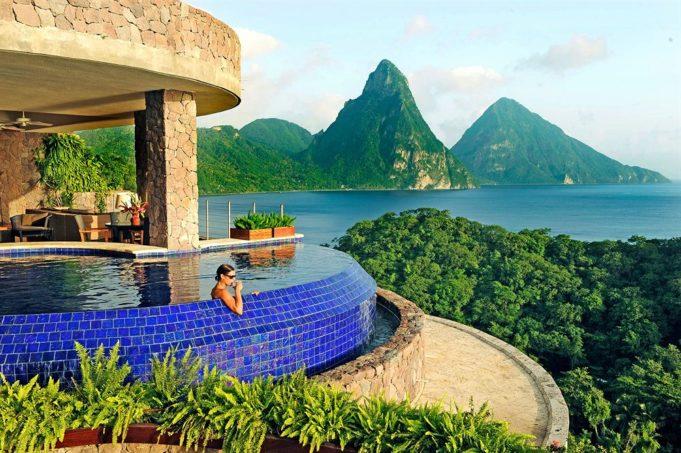 piscine originali mondo