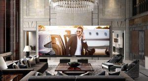 C SEED televisore 4K
