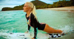 Surf divertimento benessere