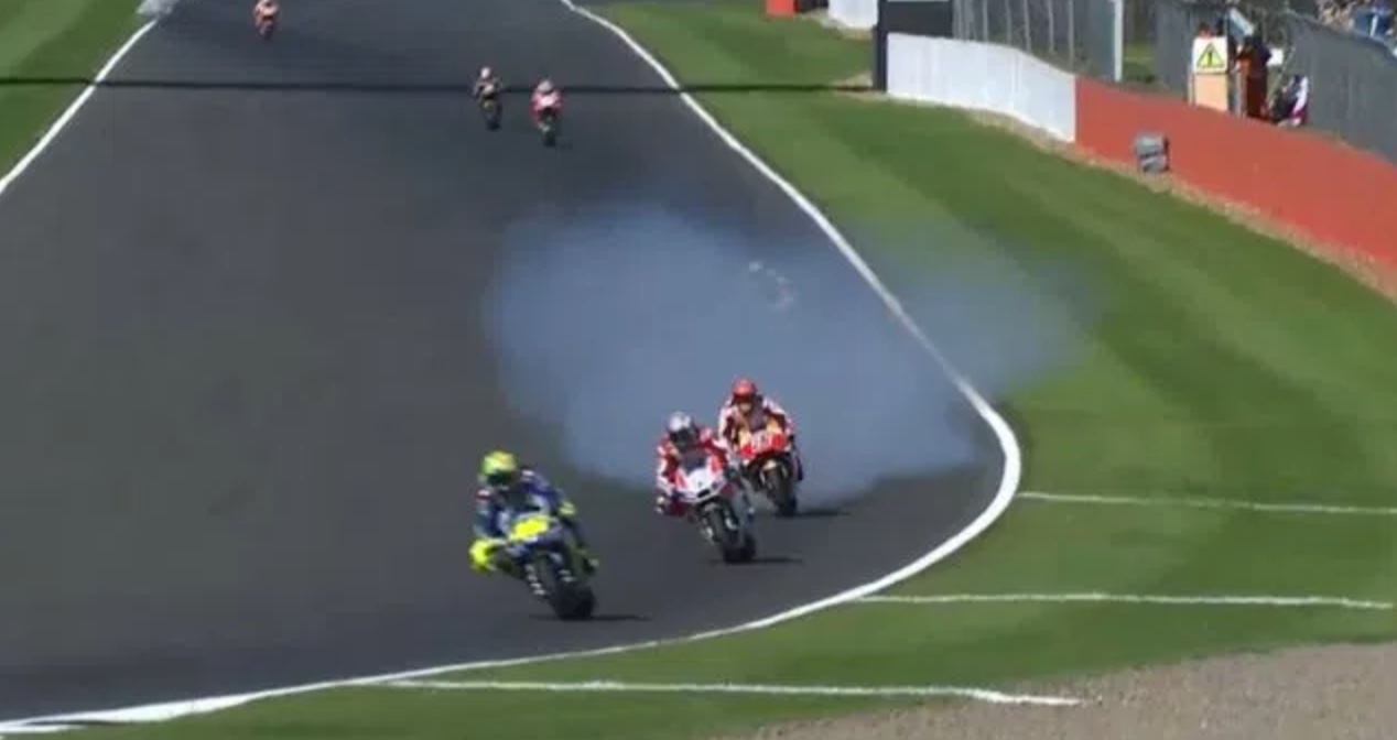 MotoGP Silverstone Marquez
