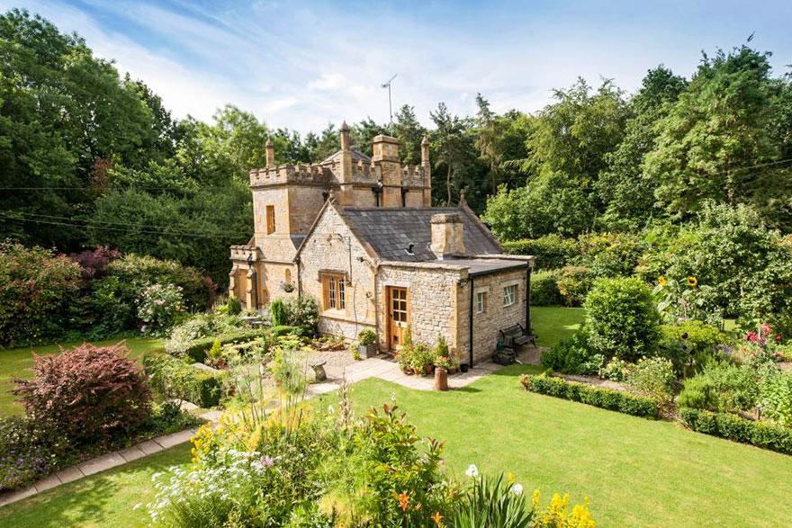 Molly's lodge castello