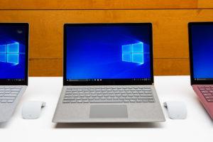 surface laptop Microsoft