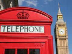Red Telephone Box addio