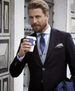Cravatta papillon abbigliamento maschile