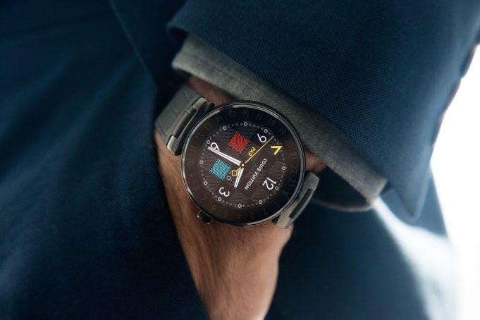 Luis Vitton smartwatch