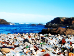 Glass Beach vetro