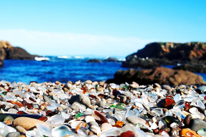 Glass Beach vetro