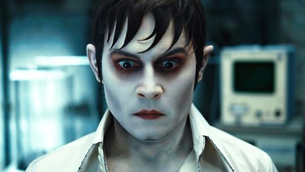 vampiro Johnny Depp