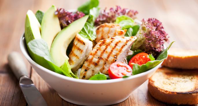 verdure crude dieta