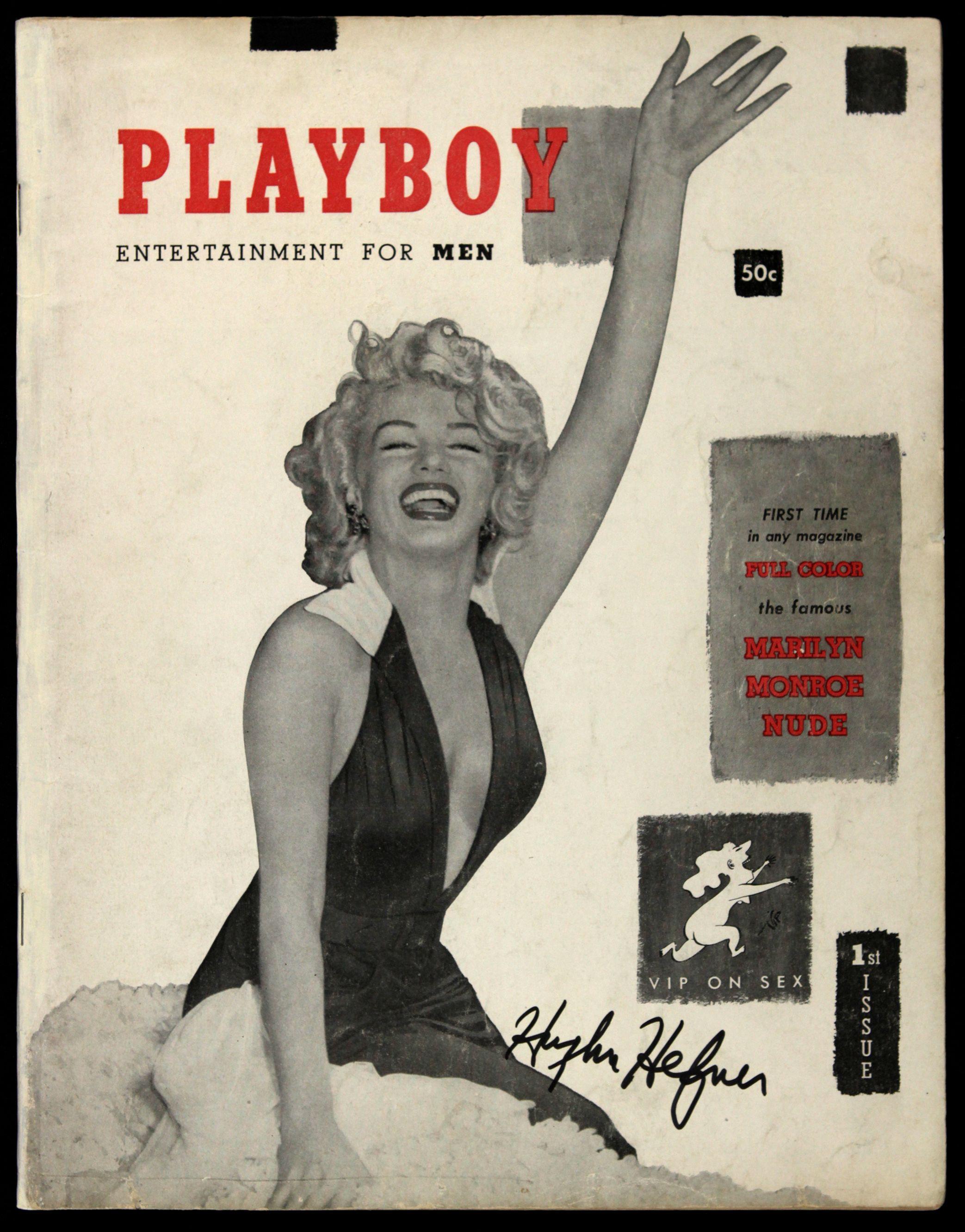 marilyn in copertina