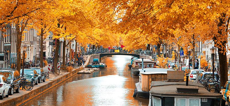mete viaggi autunno amsterdam