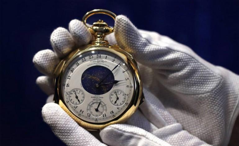 orologio costo record