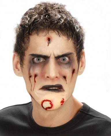 costumi halloween zombie