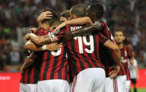 Milan non benissimo