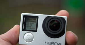 gopro hero 4 action cam