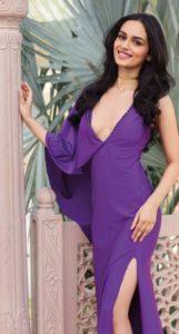 manushi chhillar miss mondo 2017