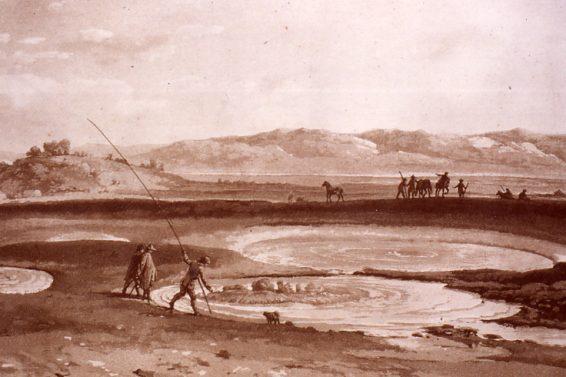 storia sicilia lago naftia