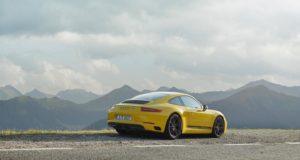 Porsche Carrera T caratteristiche