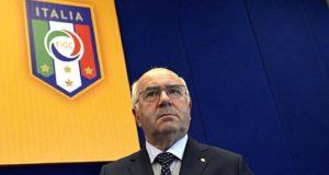 Tavecchio dimissioni italia