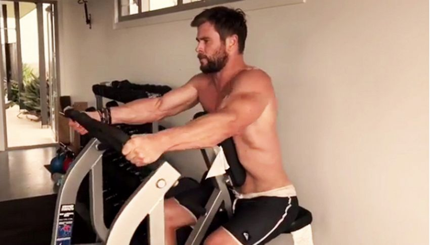 workout thor palestra