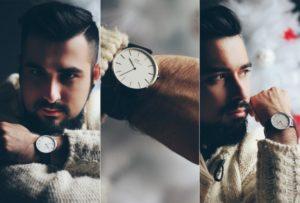 Daniel Wellington orologio uomo