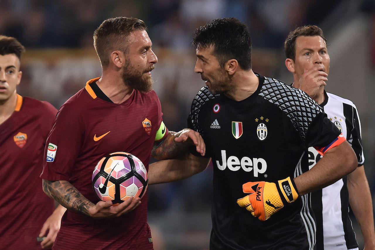 Juve Roma Champions
