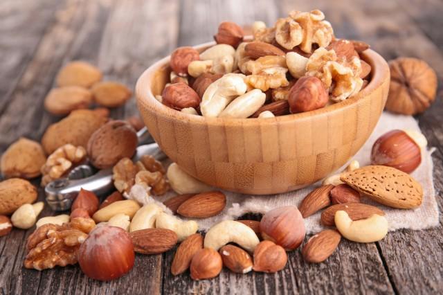 benefici dell frutta secca
