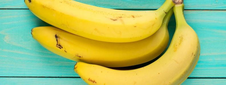 benefici della banana allenamento
