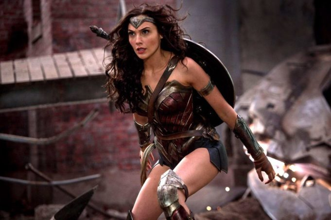 wonder woman personaggio film