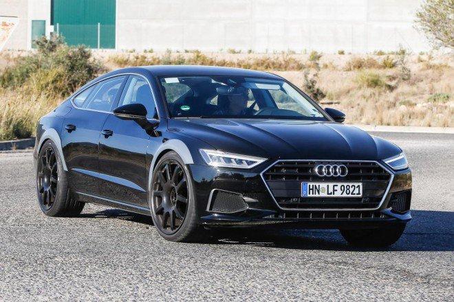 Audi RS7 auto sportiva