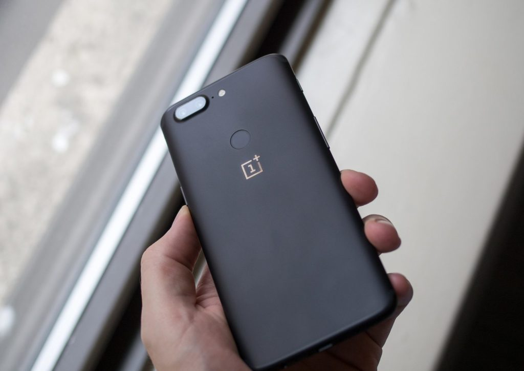 oneplus 5t cellulare