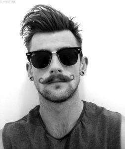 Barba uomo 2018