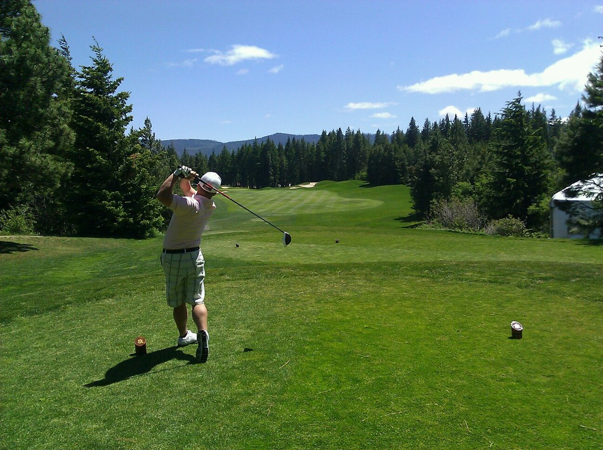 benefici del golf