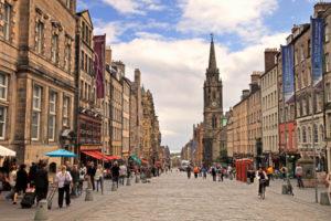 Viaggi Edimburgo posti
