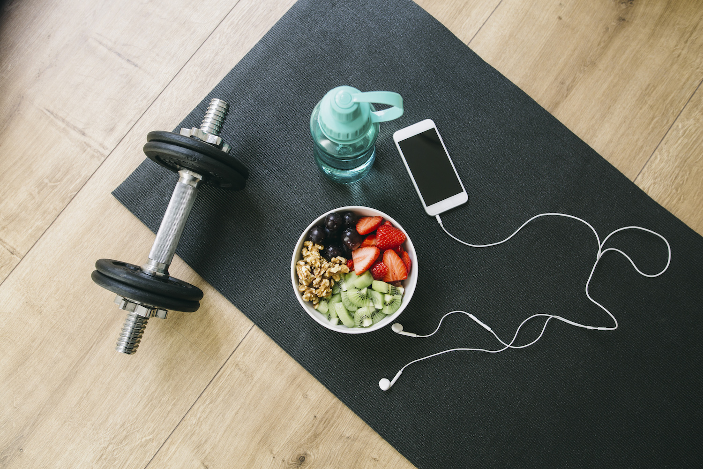 cibo pre allenamento
