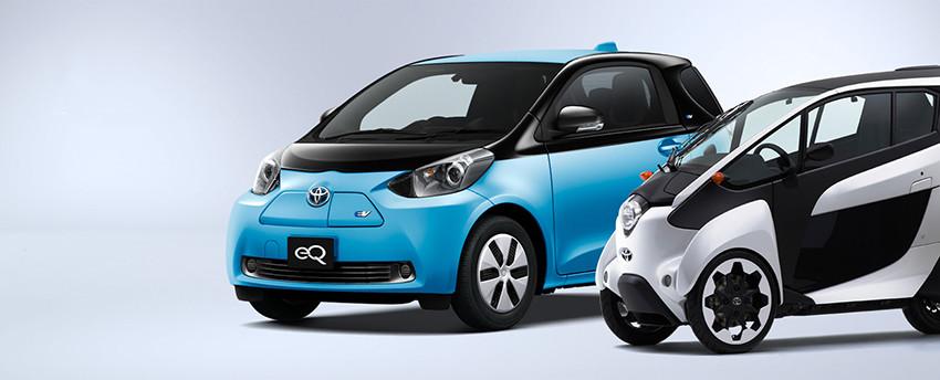 Toyota energia pulita