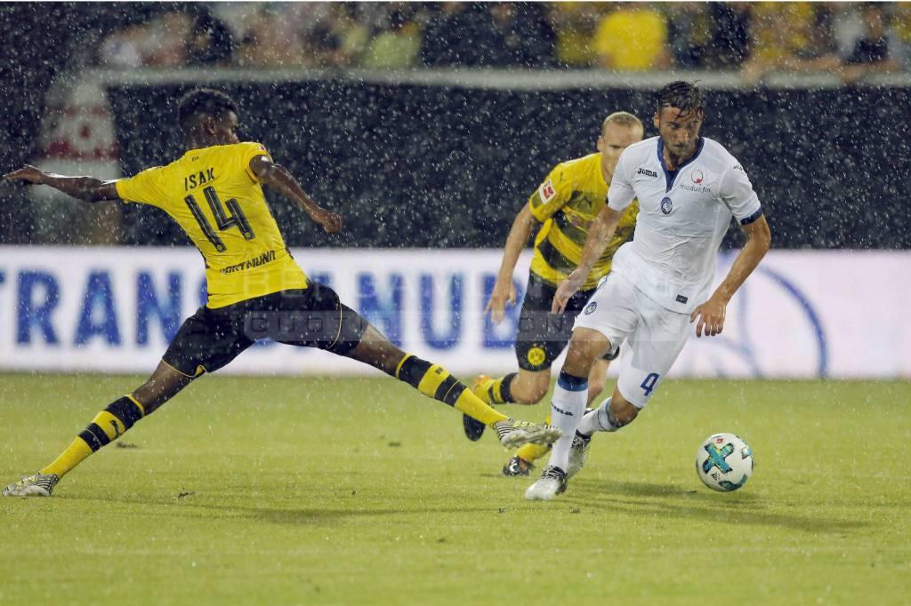 Atalanta Borussia Europa League