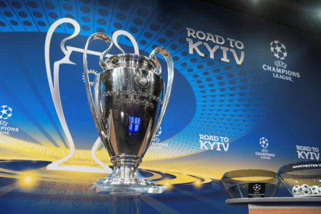 Italiane Champions League ottavi