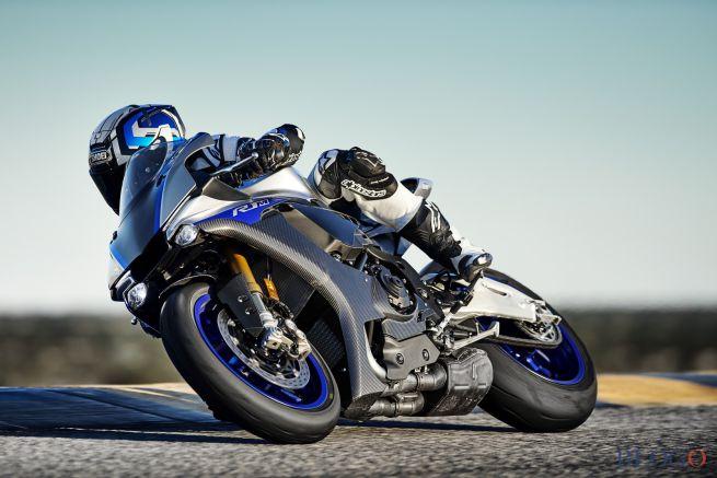 Yamaha YZF-R1M caratteristiche