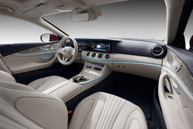 Mercedes Benz CLS Berlina