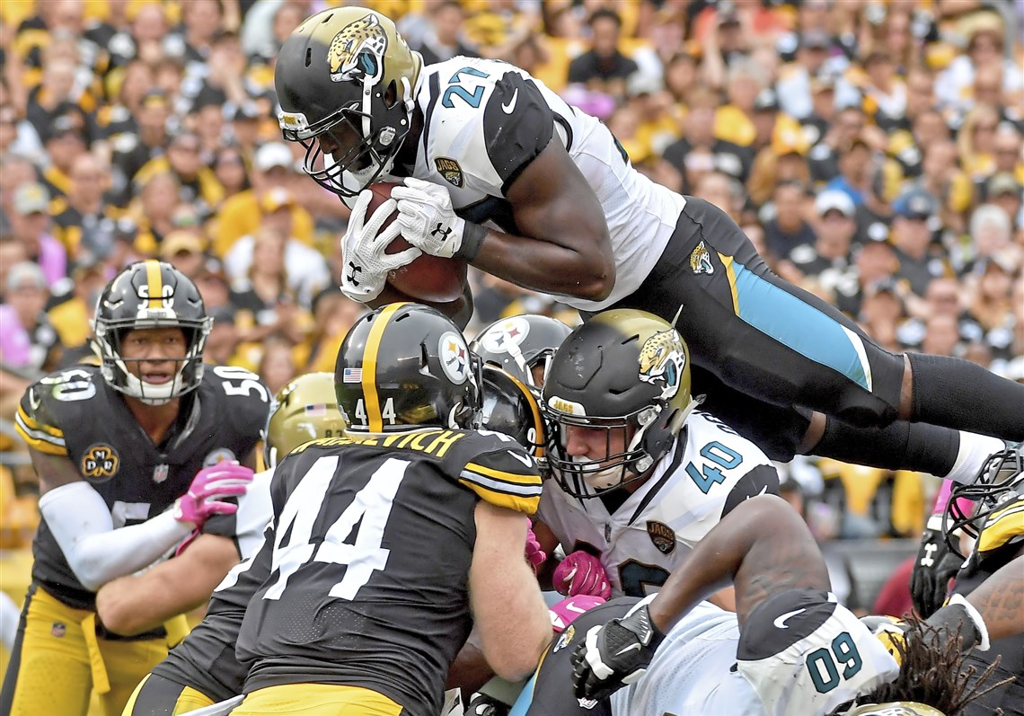 Jaguars vs Steelers