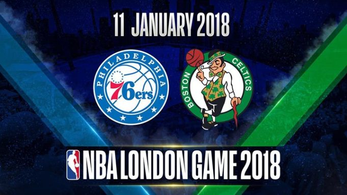 NBA london 2018
