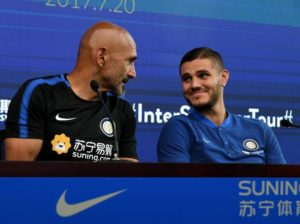 Inter Spalletti Icardi