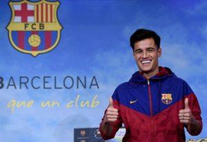 Coutinho Barcellona