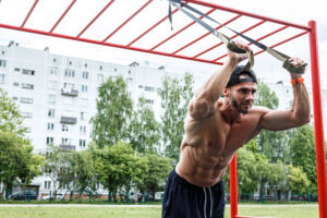 Street workout benefici