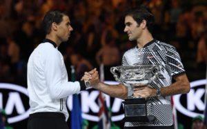 Federer Nadal Australian Open 2017