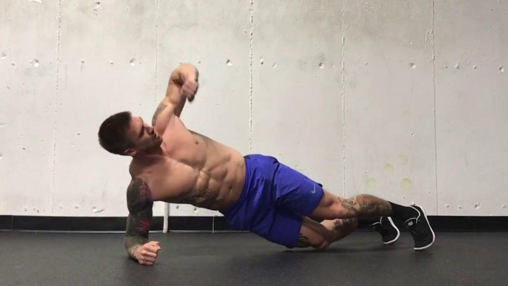 Rolling Side Plank